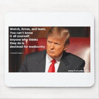 Alfombrilla De Ratón Camisa de Donald Trump, camisa política, elección