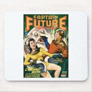 Alfombrilla De Ratón Capitán Future y la luna mágica