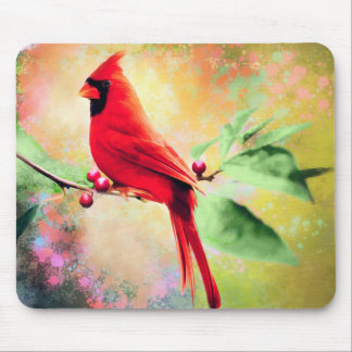 Alfombrilla De Ratón Cardinal