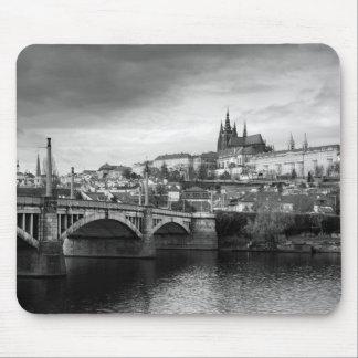 Alfombrilla De Ratón Castillo de Praga