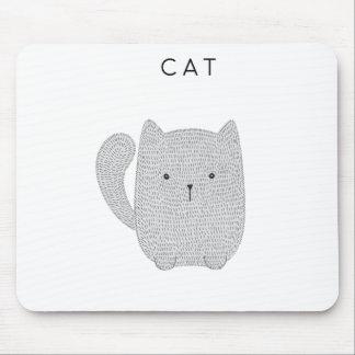 Alfombrilla De Ratón Cat