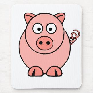 Alfombrilla De Ratón Cerdo rosado