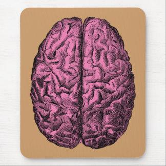 Alfombrilla De Ratón Cerebro humano de la anatomía
