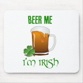Alfombrilla De Ratón Cerveza yo soy irlandés