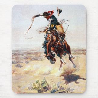 Alfombrilla De Ratón Charles Marion Russell un mún Hoss