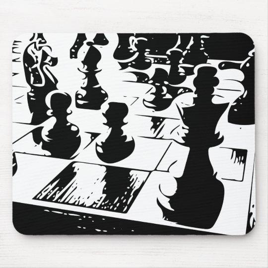 Alfombrilla De Ratón Chess Gamer