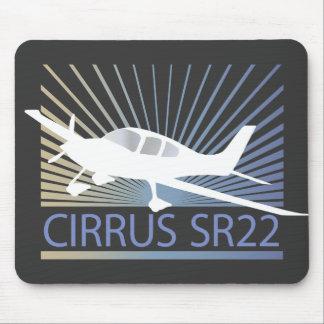 Alfombrilla De Ratón Cirro SR22