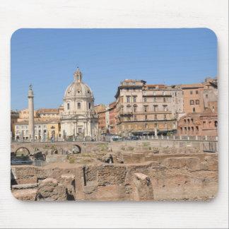 Alfombrilla De Ratón Ciudad antigua de Roma, Italia
