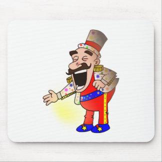Alfombrilla De Ratón Cocinero del circo