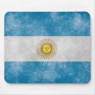 Alfombrilla De Ratón Cojín de ratón de la bandera de la Argentina