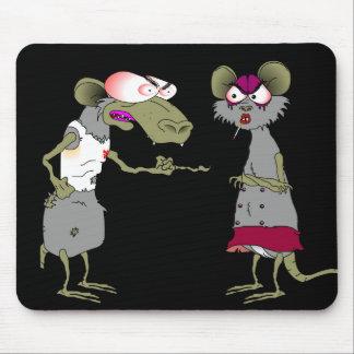 Alfombrilla De Ratón Cojín de ratón de las ratas