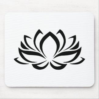Alfombrilla De Ratón Cojín de ratón de Lotus