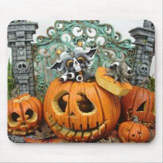 Alfombrilla De Ratón Cojín de ratón del MD Halloween