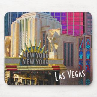 Alfombrilla De Ratón Colección del viaje de Las Vegas - Nueva York -