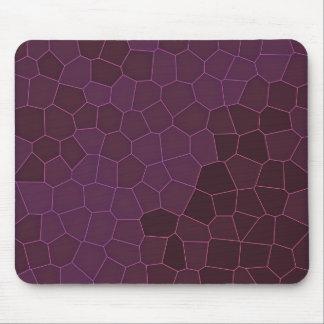 Alfombrilla De Ratón Color de malva del mosaico