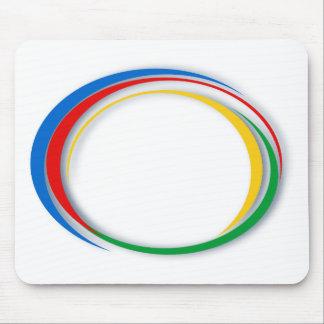 Alfombrilla De Ratón Colores de Google
