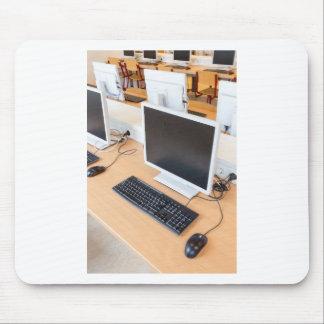 Alfombrilla De Ratón Computadora de escritorio en clase del ordenador