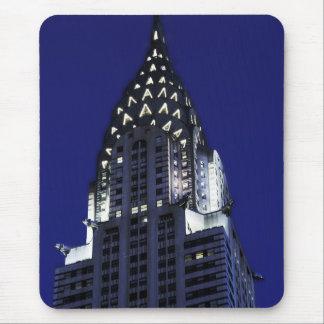 Alfombrilla De Ratón Construcción de Nueva York Chrysler