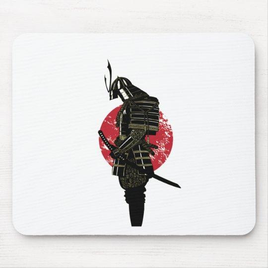 Alfombrilla De Ratón Crepusculo Samurai