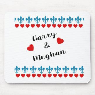 Alfombrilla De Ratón Cuando Harry resolvió Meghan