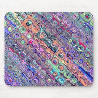 Alfombrilla De Ratón Cuentas de cristal espectrales