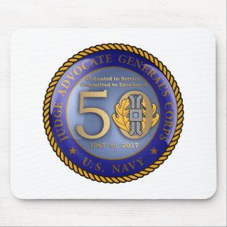 Alfombrilla De Ratón Cuerpo 50.o de la PUNTA de la marina de guerra