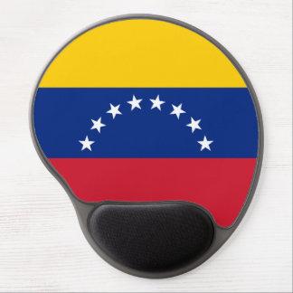 Alfombrilla De Ratón De Gel Bandera de Venezuela