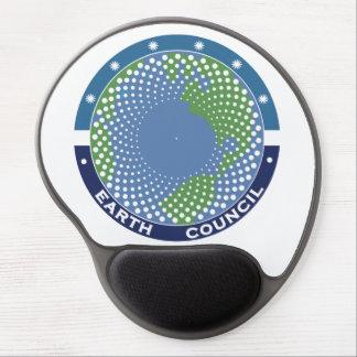 Alfombrilla De Ratón De Gel Cojín de ratón del logotipo del consejo de la