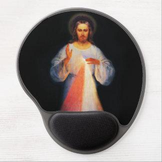 Alfombrilla De Ratón De Gel Cojín de ratón divino del gel de la misericordia