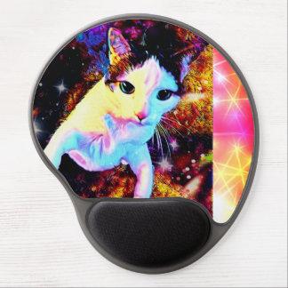 Alfombrilla De Ratón De Gel Cojín de ratón lindo colorido del gel del disco