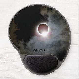 Alfombrilla De Ratón De Gel Eclipse solar 21 de agosto de 2017