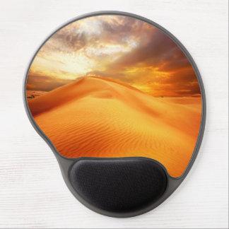 Alfombrilla De Ratón De Gel Gel hermoso Mousepad con motivo del desierto de la