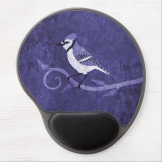 Alfombrilla De Ratón De Gel Gel Mousepad del arrendajo azul