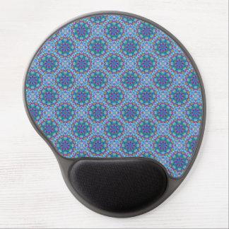 Alfombrilla De Ratón De Gel Gel Mousepad del caleidoscopio   del vintage de