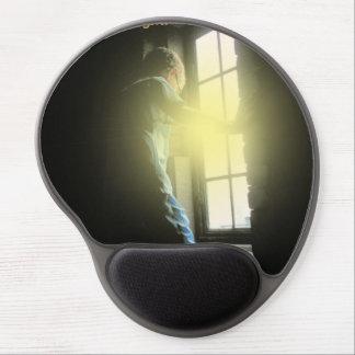 Alfombrilla De Ratón De Gel Inspirado --foco en el mousepad ligero