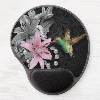 Alfombrilla De Ratón De Gel La canción del colibrí