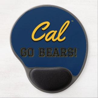 Alfombrilla De Ratón De Gel Las calorías van los osos!: Uc Berkeley Mousepad