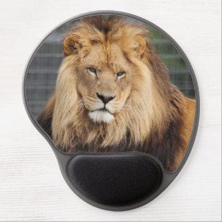 Alfombrilla De Ratón De Gel León hermoso en un gel Mousepad