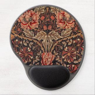 Alfombrilla De Ratón De Gel Modelo de la madreselva de William Morris