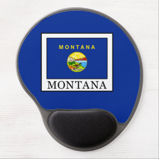 Alfombrilla De Ratón De Gel Montana