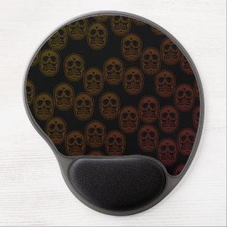 Alfombrilla De Ratón De Gel Multi-Cráneos