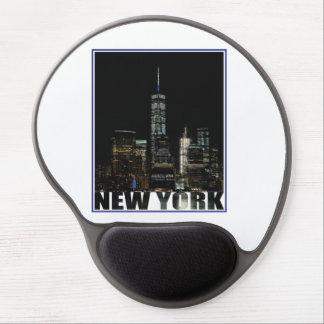 Alfombrilla De Ratón De Gel Nueva York Nueva York