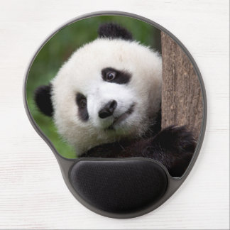 Alfombrilla De Ratón De Gel Oso Cub de panda