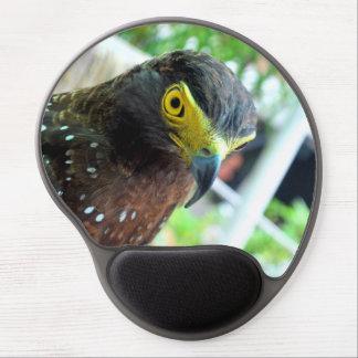 Alfombrilla De Ratón De Gel Pájaro del halcón