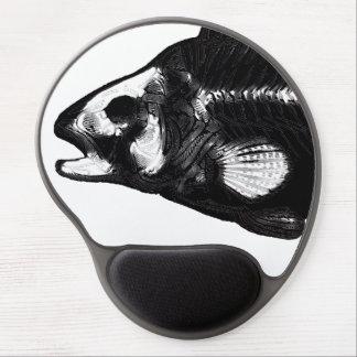Alfombrilla De Ratón De Gel Pescados de la radiografía