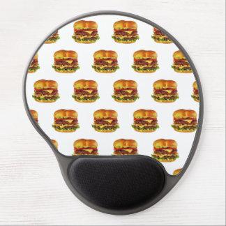 Alfombrilla De Ratón De Gel Porciones de Cheesburgers grande