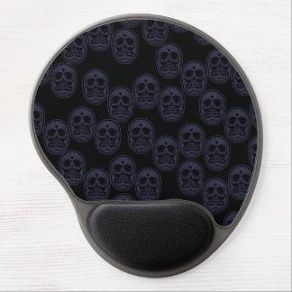 Alfombrilla De Ratón De Gel Púrpura de la uva de los Multi-Cráneos Ver.3