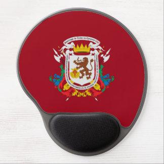 Alfombrilla De Ratón De Gel símbolo de Venezuela de la bandera de la ciudad de