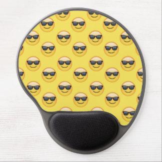 Alfombrilla De Ratón De Gel Sr. Cool Sunglasses Emoji