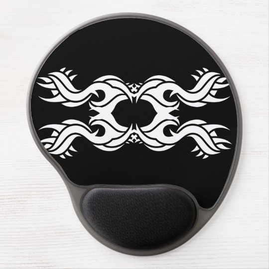 Alfombrilla De Ratón De Gel Tribal mouse pad 1